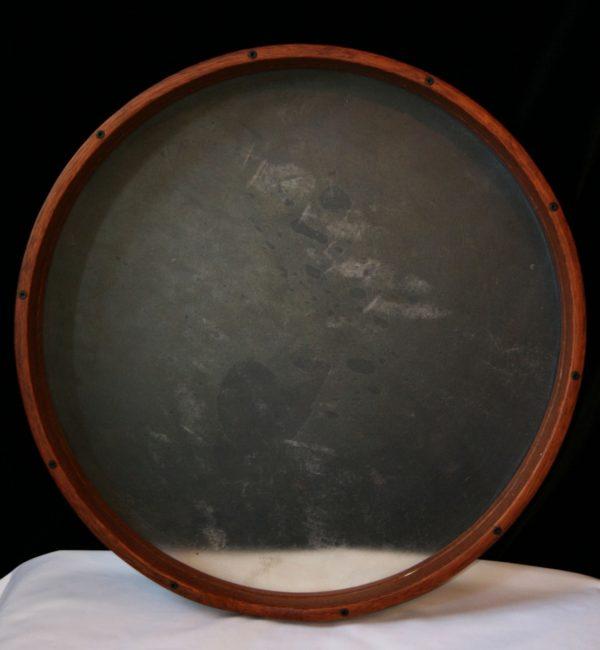 frame drum 20 mahagony special skin ethnic musical. Black Bedroom Furniture Sets. Home Design Ideas
