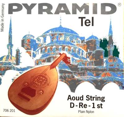 Strings for turkish Oud - Pyramid 706/200