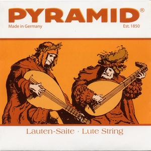 Pyramid Lute for turkish oud