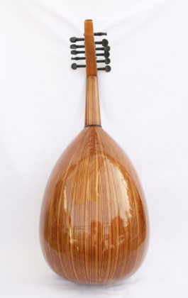 Moroccan oud