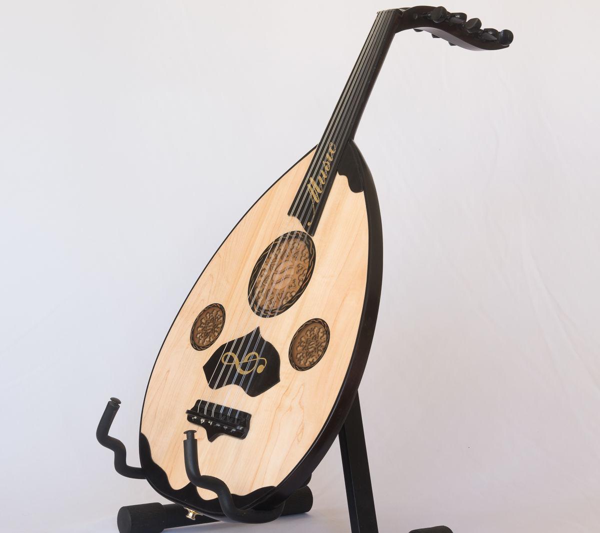 Concert grade Electric Arabic Oud