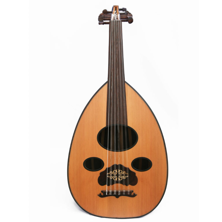 Professional syrian oud