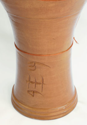 Professional clay dahola with ship skin, Made in Hebron