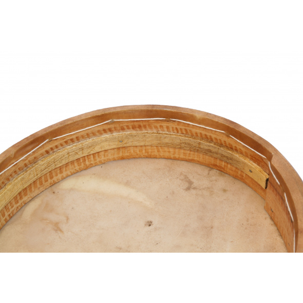 "Egyptian frame drum 12"" natural skin"