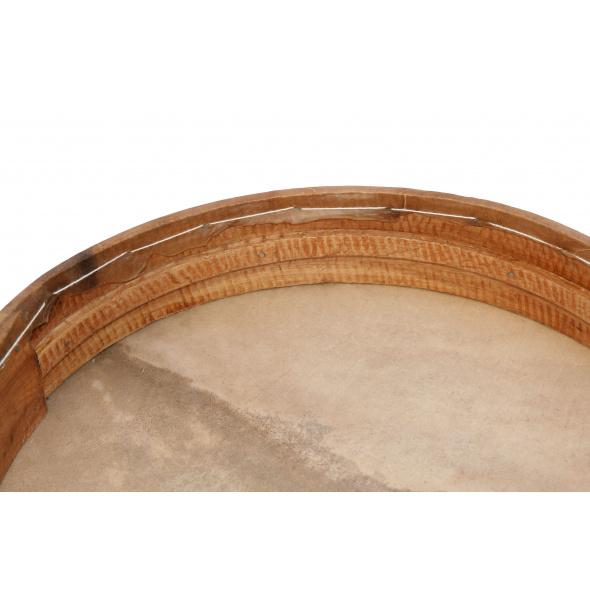 "frame drum 15.5"" natural skin"