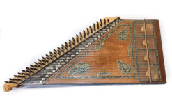 Concert quality Turkish Kanun Qanun - Mother of Pearl design - professional model