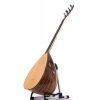 Long Neck saz with Fishman 301 pickup and equalizer, walnut wood